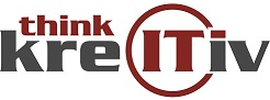 Logotipo pensar kreitiv