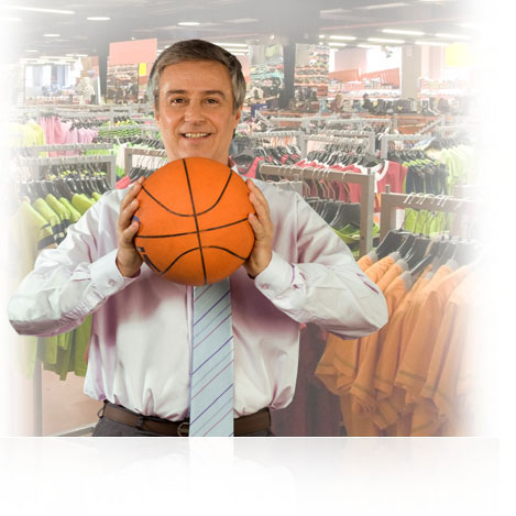 For Your Sporting Goods Store