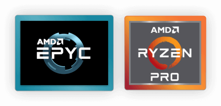 AMD EPYC, RYZEN PRO