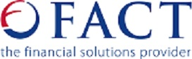 Fact, financial solutions provider logo