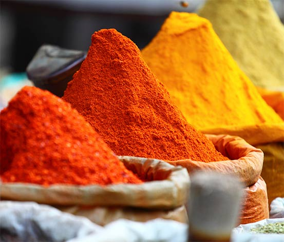 picture of Indian spice