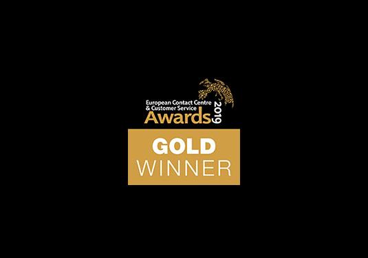 ECCCS Award 2019
