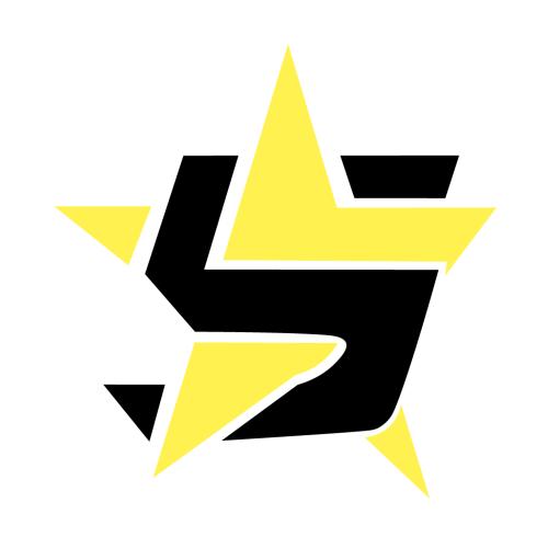 Five star web design logo