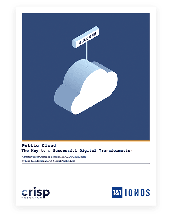 White paper on Public Cloud