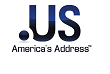 .us domain extension logo