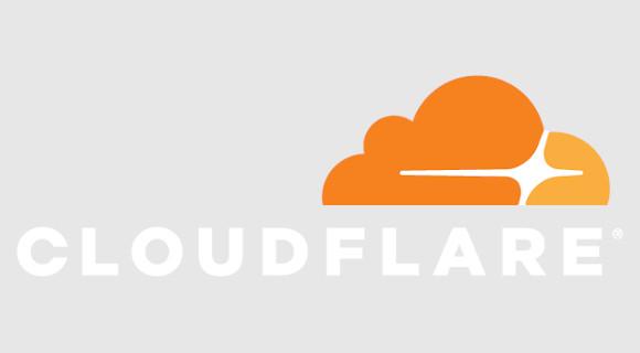 Logotipo Cloudflare