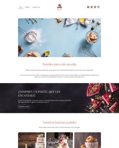 mywebsite now portfolio cake es mx