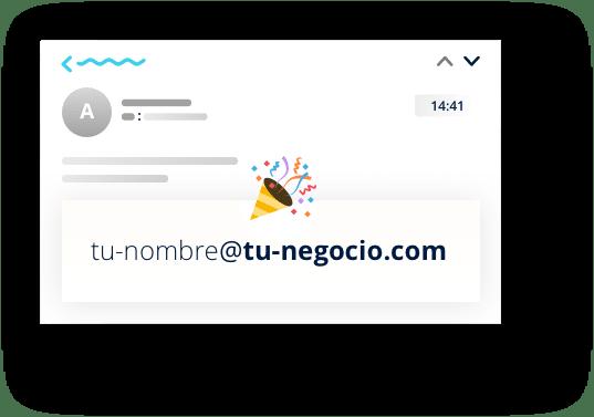 email es
